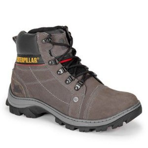 Bota Caterpillar lightning cinza