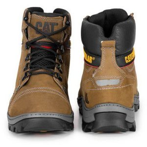 Bota Caterpillar lightning caqui