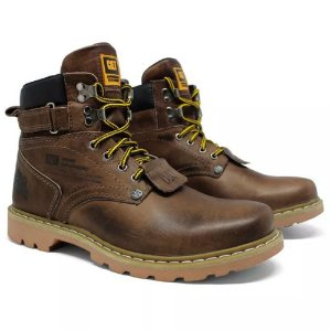 Bota Caterpillar Shift Plus Chocolate