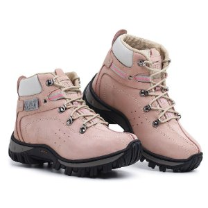 Bota Caterpillar Adventure 1200 - Rosa