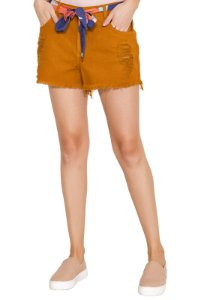 SHORTS COLORS COM CINTO