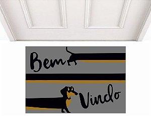 BEM VINDO 0,60 X 0,40