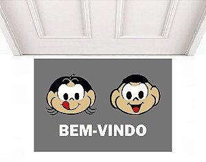 BEM VINDO MAGALI E CASCÃO