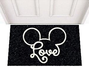 LOVE MICKEY 0,60 x 0,40