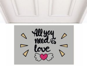 ALL YOU NEED IS LOVE 0,60 x 0,40