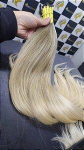 Cabelo Brasileiro Do Sul - Descolorido/ Código 2445 ( 136gr)