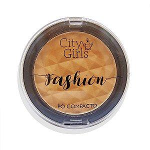 Pó compacto City Girls Fashion