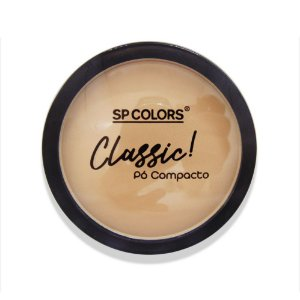 Pó compacto Sp Colors Classic!