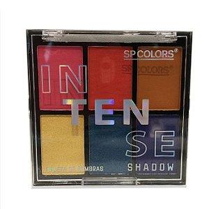 Paleta de sombra Sp Colors Intense Shadow