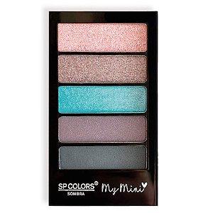Paleta de Sombras SP Colors My Mini