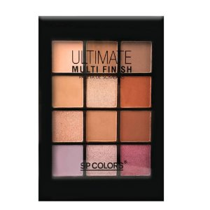 Paleta de Sombras SP Colors Ultimate Finish