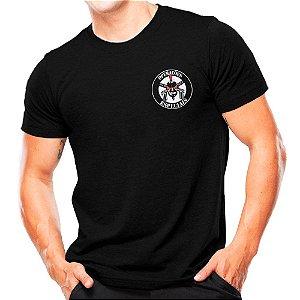 Camiseta Militar Estampada Operações Especiais Caveira