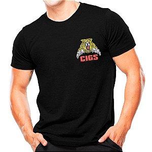 Camiseta Militar Estampada CIGS Operações na Selva