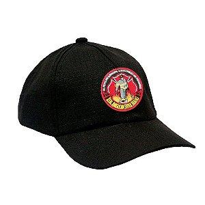 Boné Militar Rip Stop com Patch Aplicado Fireman