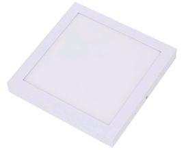 Painel LED Sobrepor Quadrado 12W