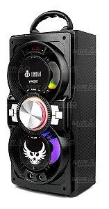 Caixa de Som Bluetooth Portátil Sem Fio 12w