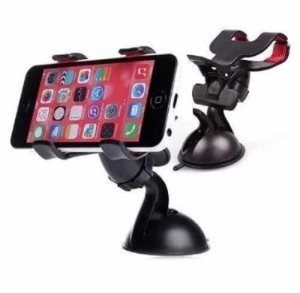 Suporte Veicular Smartphone Gps Trava Automática