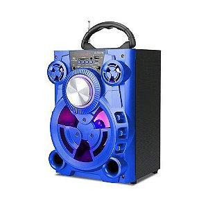 Caixa De Som Bluetooth Wireless Multimidia 10w