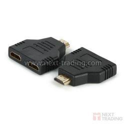 Conector adaptador HDMI