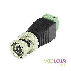 BNC Borne para Cable CTP (CAT-5/5E/6) /Macho