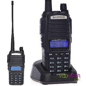 Rádio Comunicador Walk Talk com Visor 5KM