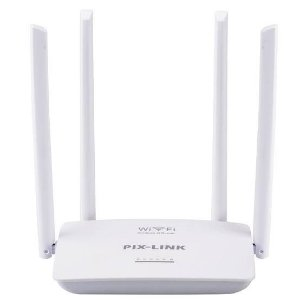 Roteador Wireless N 300mbps 4 Antenas