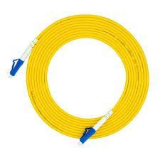 Cabo de fibra óptica LC-LC SM 3M Monomodo