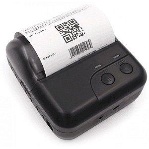 Mini Impressora Portátil Sem Fio Térmica 80mm