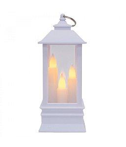 Luminária Lamparina Velas 20cm