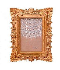 Porta-Retrato Bronze 1 Foto 10x15cm