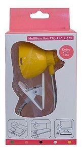 Mini Lanterna Para Leitura Em Led