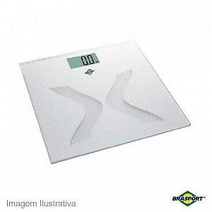 Balança Digital P/banheiro 150kg Brasfort