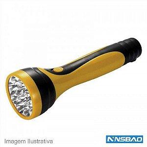 Lanterna Recarregável De 12 Leds Nsbao Yg-3281