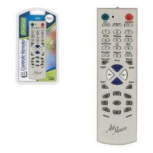 Controle Remoto Universal Para Tv Led Plasma Lcd Tubo