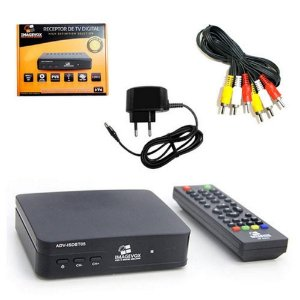 Conversor E Gravador Digital Tv Full Hd Usb Imagevox