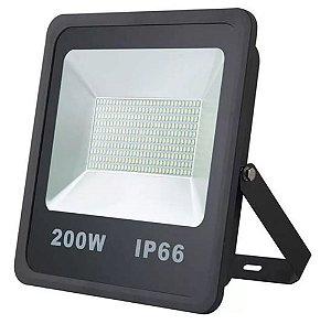Holofote Refletor Led 200W