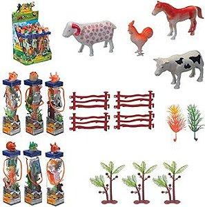 Animais do Mundo em Miniatura