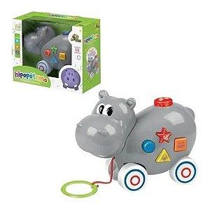 Baby Hipopótamo Musical Infantil