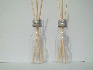 Frascos para Aromatizador Plástico de 50 ml ki com 10