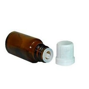 Frasco amber 10 ml