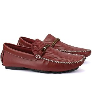 Mocassim Mr. Ligth Bordo - Ref. 22