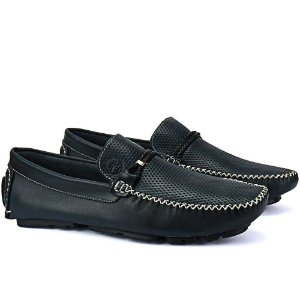 Mocassim Mr. Light Diamante Marinho