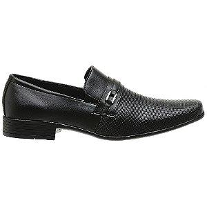 Sapato Social Siroco Preto - Ref. 1101E