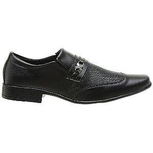 Sapato Social Siroco Preto - Ref. 1071E