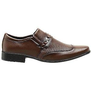 Sapato Social Siroco Capuccino - Ref. 1071E