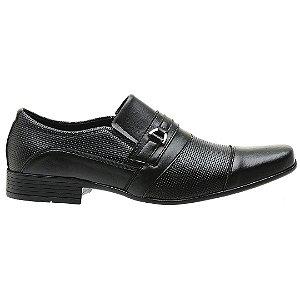 Sapato Social Siroco Preto - Ref. 1021E