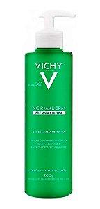 Normaderm Gel de Limpeza Profunda Vichy 300g