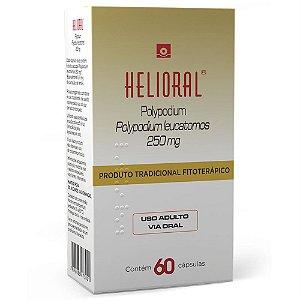 HELIORAL 250MG 60 CAPSULAS
