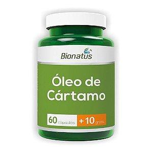 ÓLEO DE CARTAMO + VITAMINA E QUALYNUTRI 60 CAPSULAS