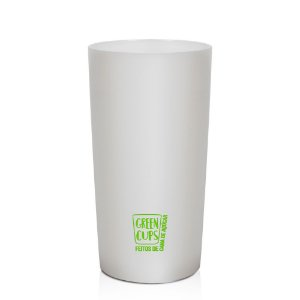 Green Cups Branca 280ml - Copo Eco Cana de Açúcar